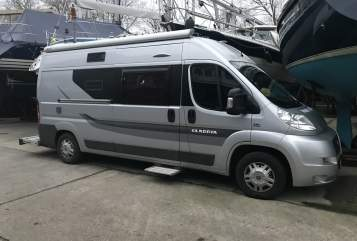 Hire a motorhome in Köthel from private owners| Fiat Ducato Lady Happyness