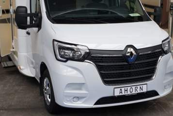 Hire a motorhome in Satteldorf from private owners| Ahorn Michelis