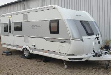 Hire a motorhome in Werther from private owners| Hobby Hobby 560 Kmfe