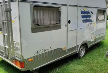 Hire a motorhome in Fulda from private owners| HYMER Eriba  HomeSweetHome