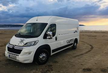 Hire a motorhome in Bielefeld from private owners| Citroen Happy