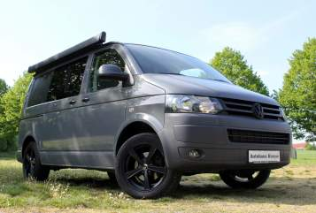 Hire a motorhome in Allstedt from private owners| VW KRAUSE CAMPER 2
