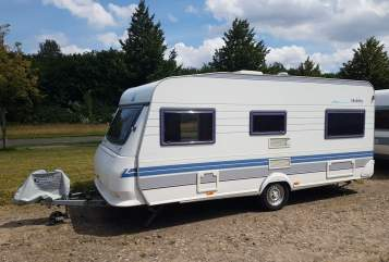 Hire a motorhome in Rostock from private owners| Hobby  Karl-Hermann