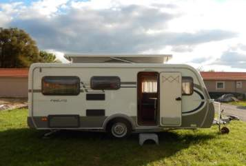 Hire a motorhome in Mannheim from private owners| Hymer  Sam