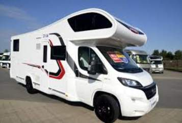 Hire a motorhome in Müglitztal from private owners| Challenger HD115