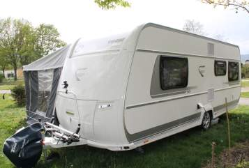 Hire a motorhome in Wittighausen from private owners  Fendt  Friederike