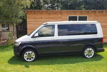 Hire a motorhome in Hiltenfingen from private owners| VW RollerCoaster