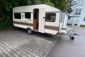 Hire a motorhome in Mühldorf am Inn from private owners| Knaus Vacay