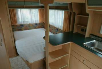 Hire a motorhome in Dresden from private owners| Beyerland Niflheim