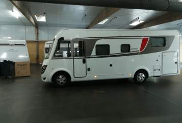 Hire a motorhome in Wadersloh from private owners| Bürstner  Bursti