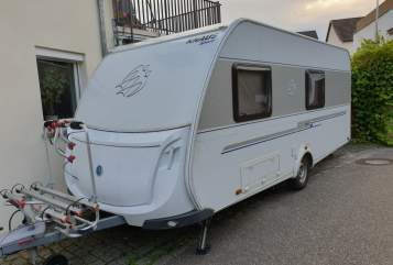 Hire a motorhome in Margetshöchheim from private owners| Knaus  Ben GROß