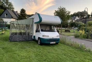 Hire a motorhome in Attendorn from private owners| Weinsberg Hannes on Tour
