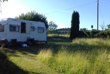 Hire a motorhome in Tübingen from private owners| Dethleffs Lebenslust