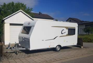 Hire a motorhome in Pielenhofen from private owners| Carado BobbyBob