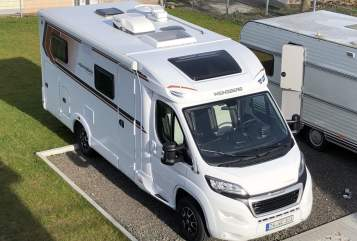 Hire a motorhome in Zweibrücken from private owners| Weinsberg  WallCamper