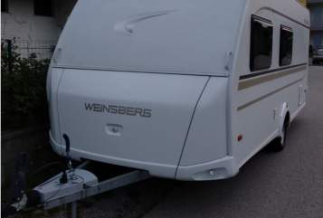 Hire a motorhome in Eggendorf from private owners  Weinsberg Weinsberg 480