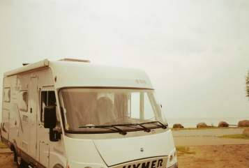 Hire a motorhome in Lüdersdorf from private owners| Fiat  Hymermobil Hymi