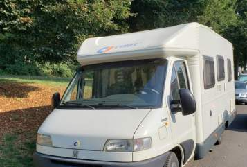 Hire a motorhome in Weinheim from private owners| CI Theo