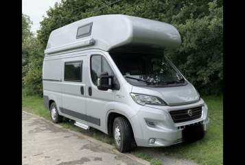 Hire a motorhome in Wiesmoor from private owners| Pössl Bobo