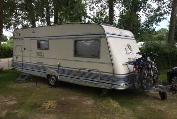Hire a motorhome in Vechelde from private owners| Tec Familienfreund
