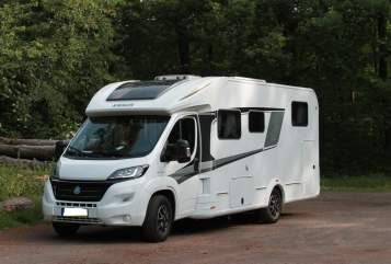 Hire a motorhome in Dielheim from private owners| Knaus Sunny (2019)