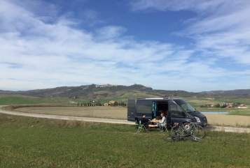 Hire a motorhome in Buchholz in der Nordheide from private owners| Ford Pederson