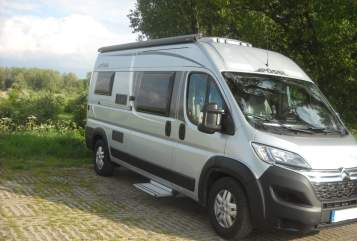 Hire a motorhome in Ascheberg from private owners| Citroen Echte Liebe