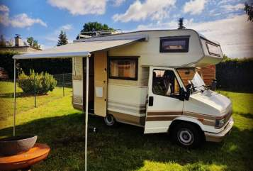 Hire a motorhome in Dreieich from private owners| DETHLEFFS  ³ Detti ³