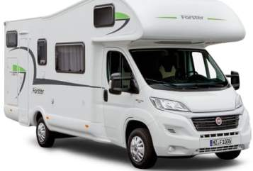 Hire a motorhome in Oberschneiding from private owners| Forster Albert