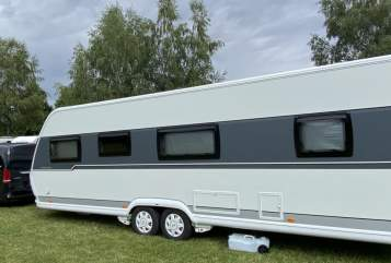 Hire a motorhome in Stadtroda from private owners| Hobby TT–Liner