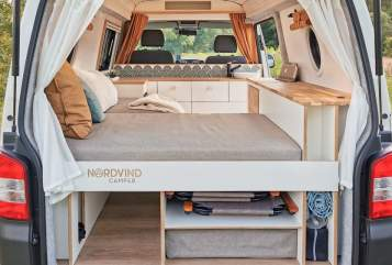 Hire a motorhome in Hamburg from private owners| VW LEE