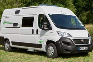 Hire a motorhome in Schriesheim from private owners| Fiat Ducato Wanda