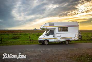 Hire a motorhome in Würselen from private owners  Eura Mobil World Wide WoMo - Autark und Winterfest -