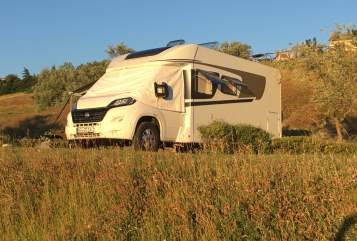 Hire a motorhome in Kaufbeuren from private owners| Fiat Ducato FLitzi
