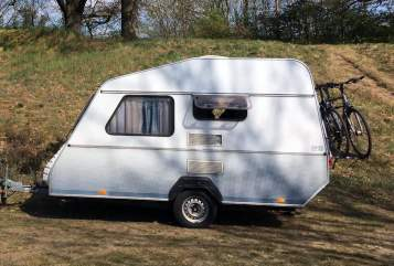 Hire a motorhome in Hannover from private owners  Kip Carito