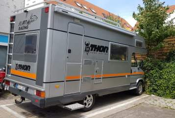 Hire a motorhome in Neuhausen auf den Fildern from private owners| Peugeot Knaus Thor