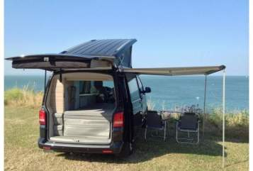 Hire a motorhome in Tengen from private owners| Volkswagen VW T6 Califoa