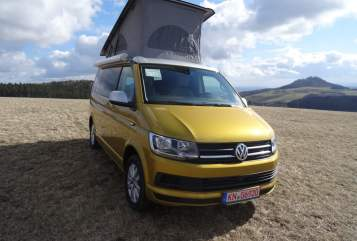 Hire a motorhome in Tengen from private owners| Volkswagen VW T6 Californi