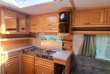 Hire a motorhome in Freiburg im Breisgau from private owners| Fendt OldiebutGoldie
