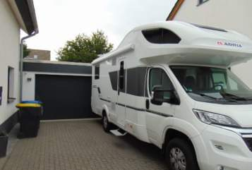 Hire a motorhome in Iserlohn from private owners| Adria Koralle