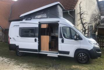 Hire a motorhome in Ehingen from private owners  Pössl 4er Flitzer