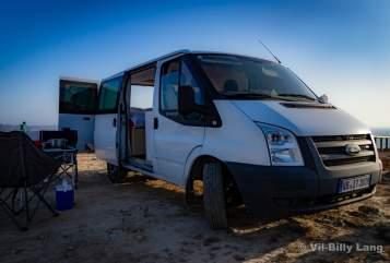Hire a motorhome in Bad Vilbel from private owners| Ford Vil-Billy