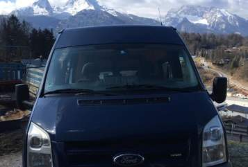 Hire a motorhome in Berchtesgaden from private owners  Ford BrummBrumm
