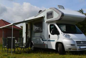 Hire a motorhome in Drochtersen from private owners| Fiat Ducato Josie