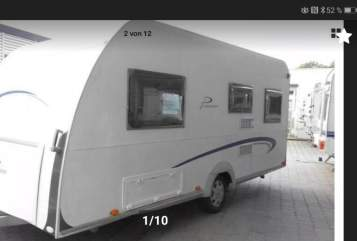 Hire a motorhome in Waakirchen from private owners| Bürstner Snoopy