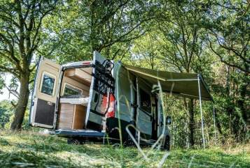 Hire a motorhome in Buchholz in der Nordheide from private owners| Ducato Camper Carlo