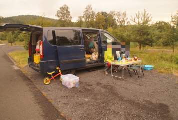 Hire a motorhome in Zwickau from private owners  Peugeot  Expert