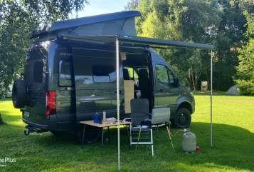 Hire a motorhome in Bamberg from private owners| Mercedes Kuni