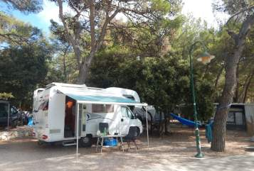 Hire a motorhome in Mainz from private owners| Fiat  Det