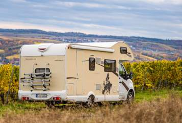 Hire a motorhome in Frankenthal from private owners  Renault Ahorn FirstOne
